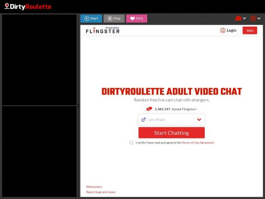dirtyroulette free  cams chat live